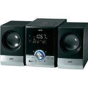 Στερεοφωνικό σύστημα AEG Music center CD / MP3 και λειτουργία Bluetooth.
