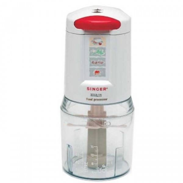 Singer Multi Food Processor Πολυκόφτης 1