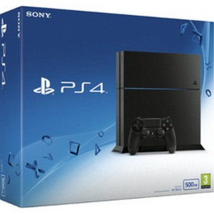Sony Sony Playstation 4 (PS4) C Chassis 500GB EU Black