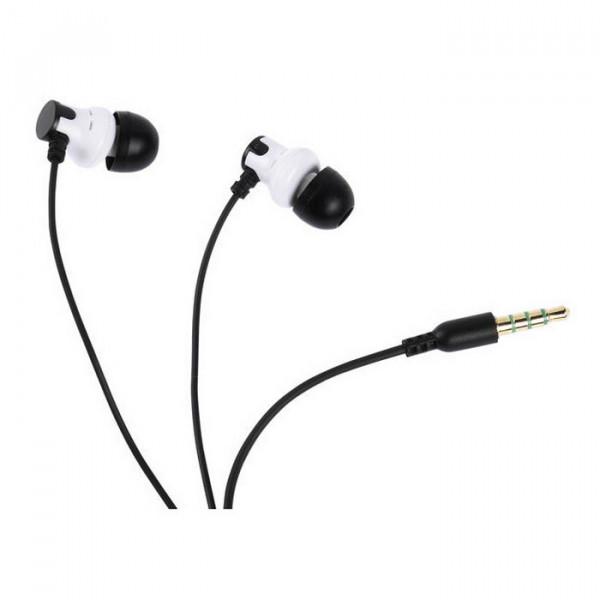 Vivanco Ακουστικά Mobile Series MBX 850 32213 Black&White 1